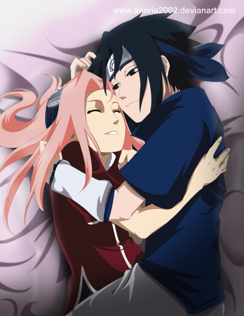 [Image: SASUSAKU__puppy_love__by_annria2002.jpg]