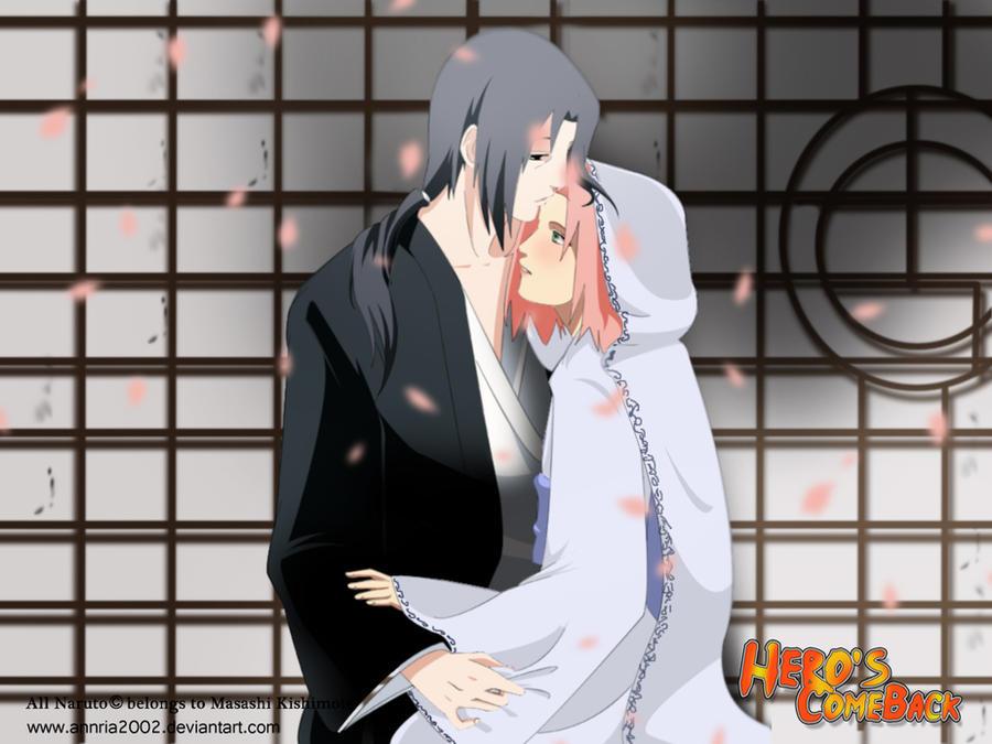 Itachi wedding