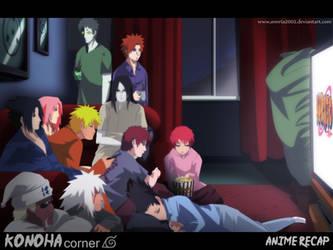 KONOHA CORNER anime recap by annria2002