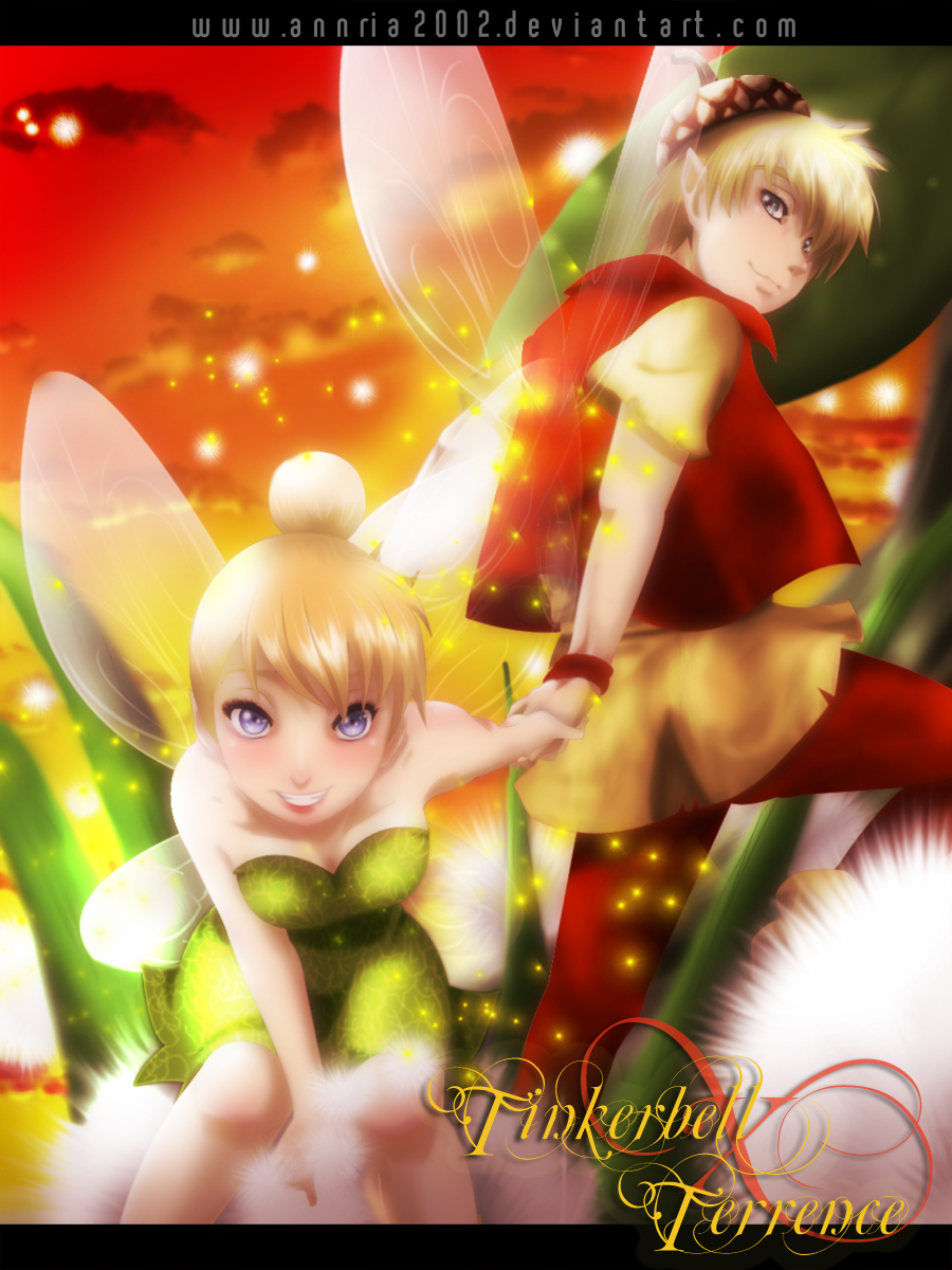 tinkerbell and terence fanfic