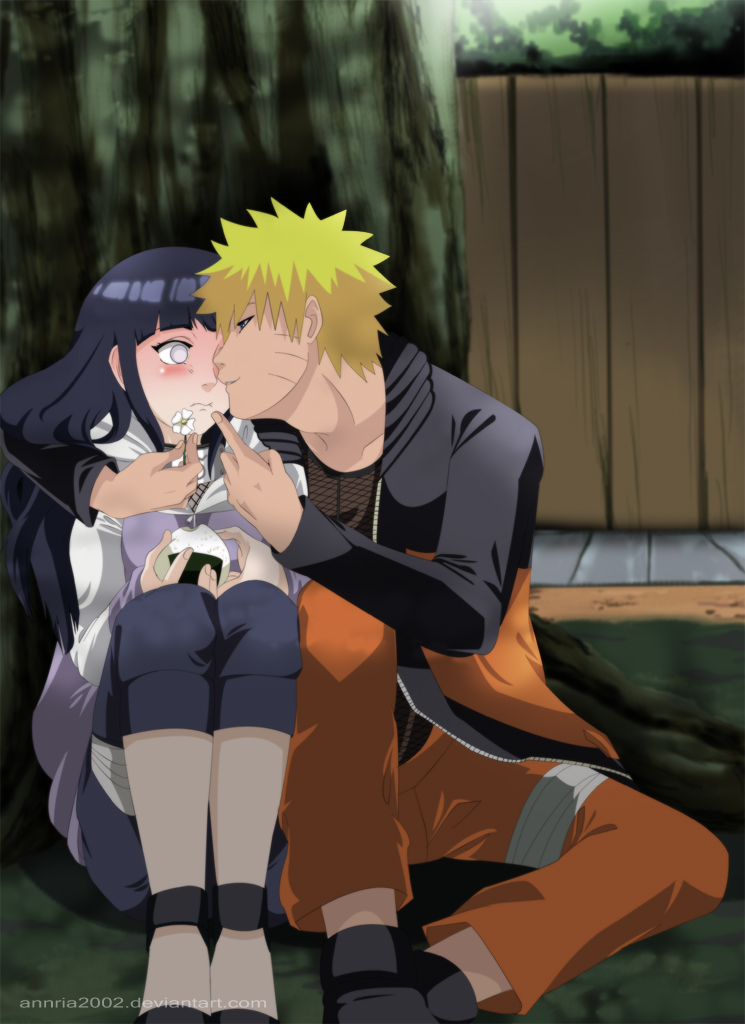 Naruhina: Secret Lovers by annria2002
