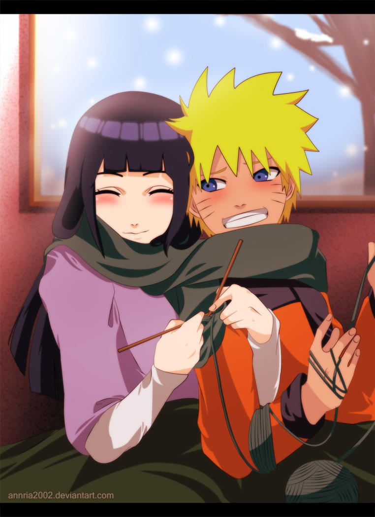 Popular Wallpaper Naruto Couple - at__naruhina_xscarfx_by_annria2002-d34251c  Graphic_273970.jpg