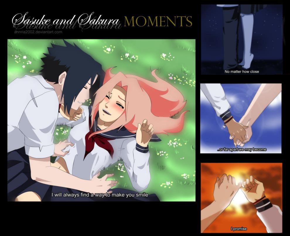 تريد ان تكسب اكتر من مليون حسنة...............ادخل هنا على الفور Sasusaku_moments_2_by_annria2002-d34xll6