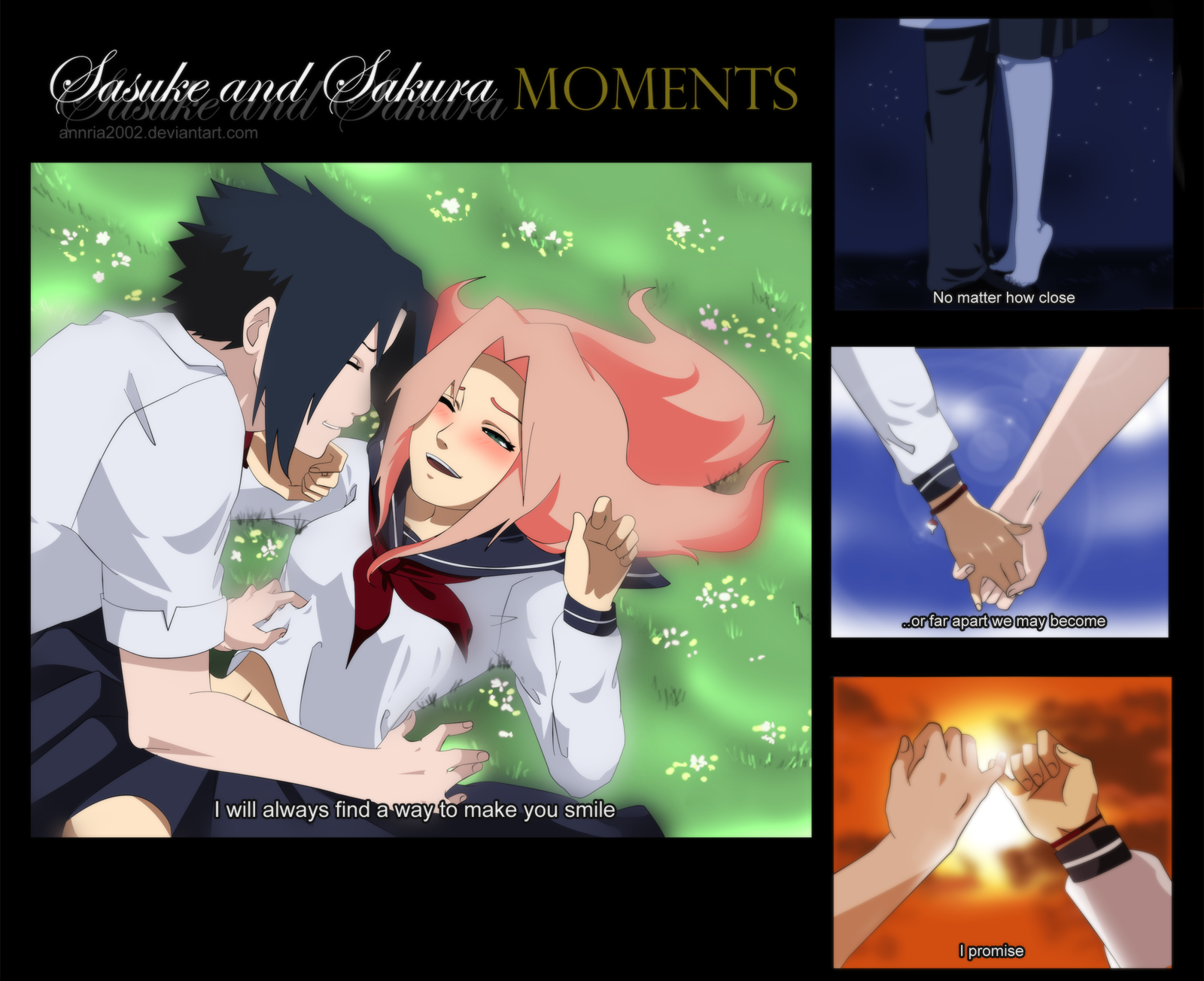 Sasusaku shippuden moments