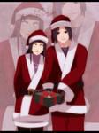 SASUHINA christmas color