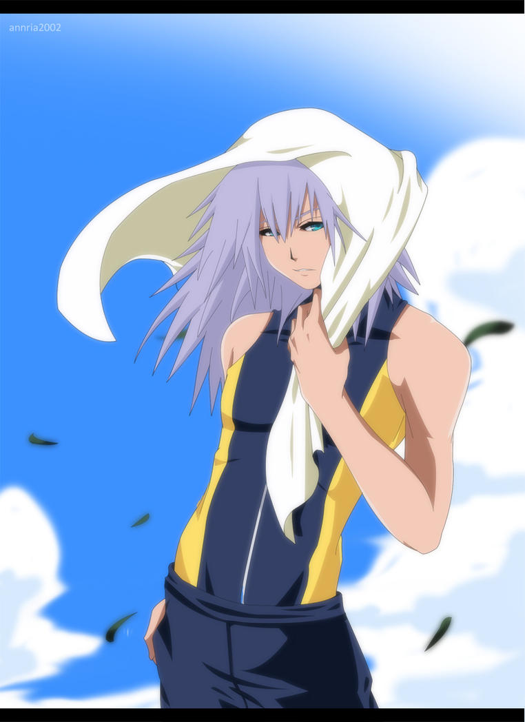 Summer time: RIKU by annria2002