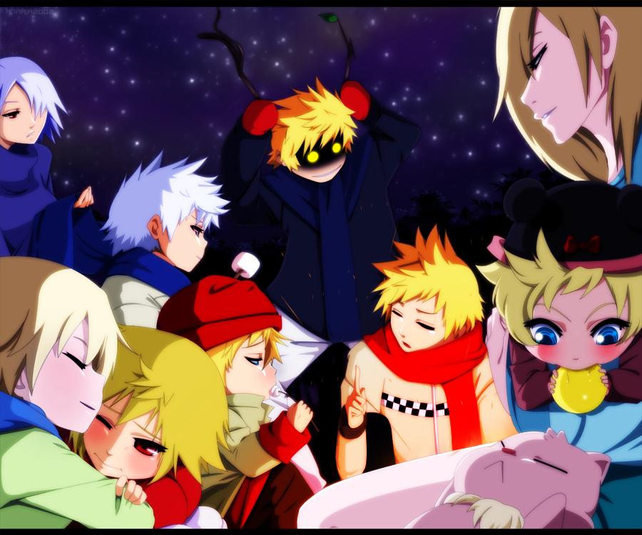 Family Bonding by annria2002