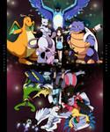 Commission: Pokemon