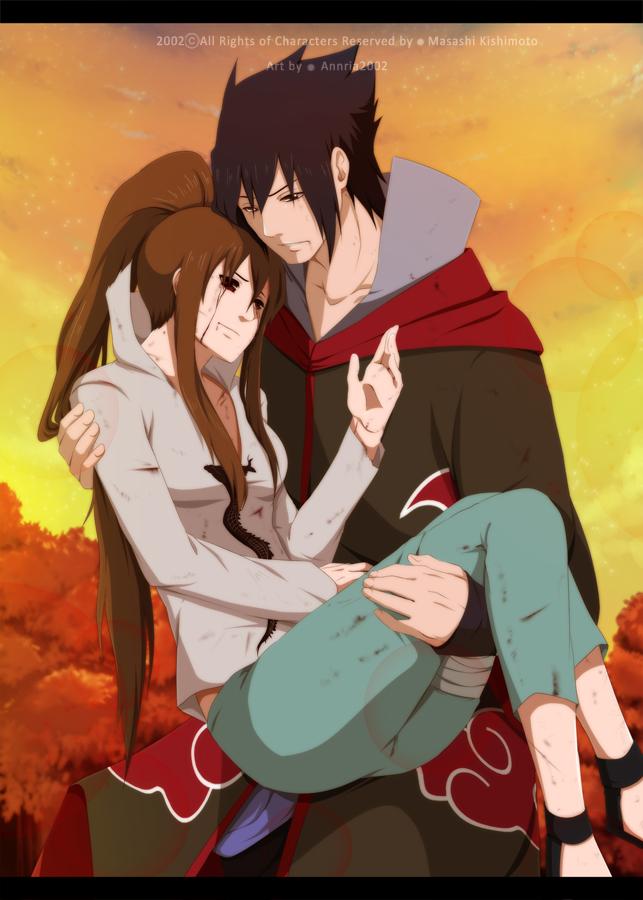 Sasuke and Yuri: Memories by annria2002