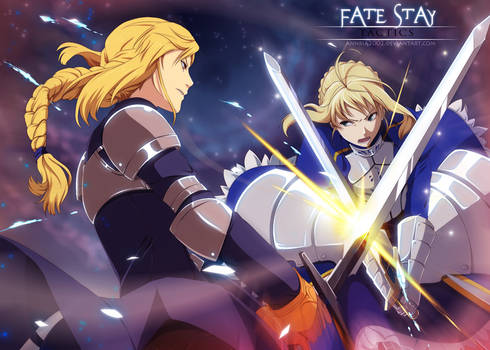 Fate Stay Tactics: Fated Duel