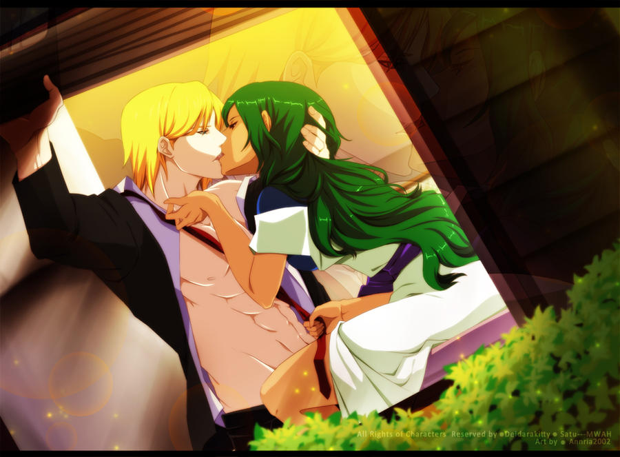 Lysander and Skownan: Do not Disturb by annria2002