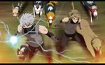 Kakashi and Ryu: Charge