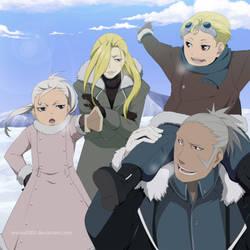 FAMILY DAY! by annria2002