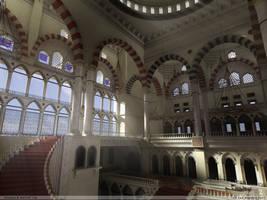 turkish architecture by nacila