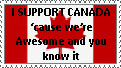 Canadian Stamp by crimson-stardust