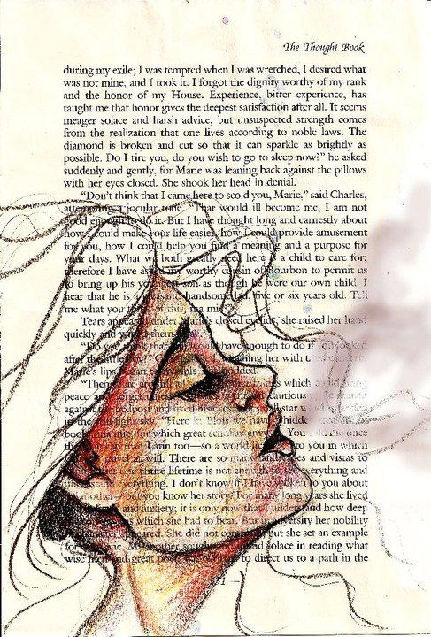 Inside a Book by DawnDancer35