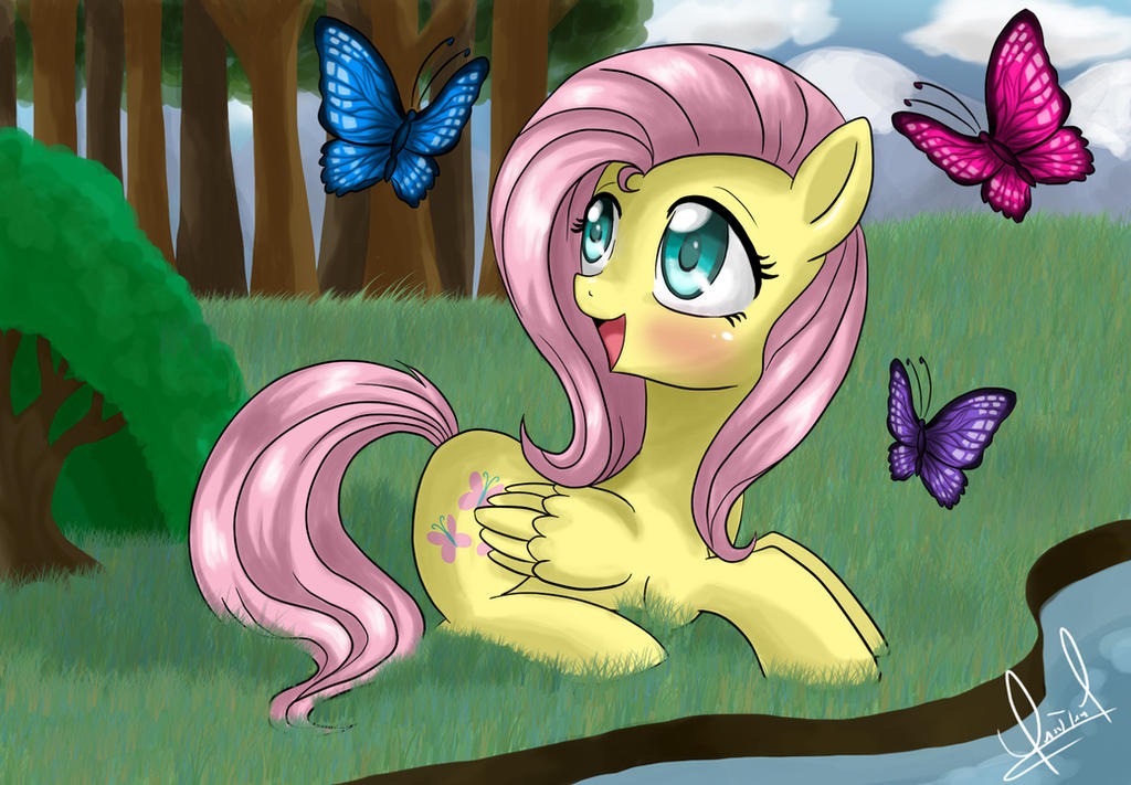 Butterfly 2 by Zorbitas