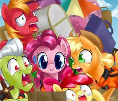 LOL, I'm Pinkie Pie