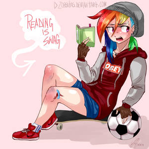 Reading is #SWAG