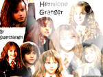 Emma Watson as Hermione in Harry Potter 1-2 and 3