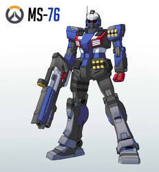 MS-76 by Exaxuxer