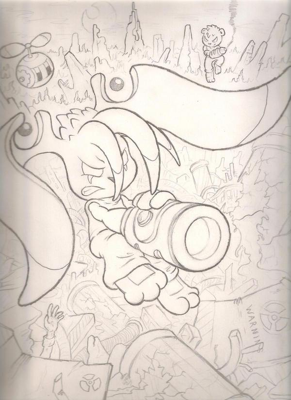 Teck sketch by mattdog1000000