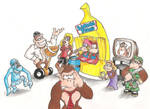 Arrested Development DKC