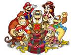 Donkey Kong 35th anniversary!