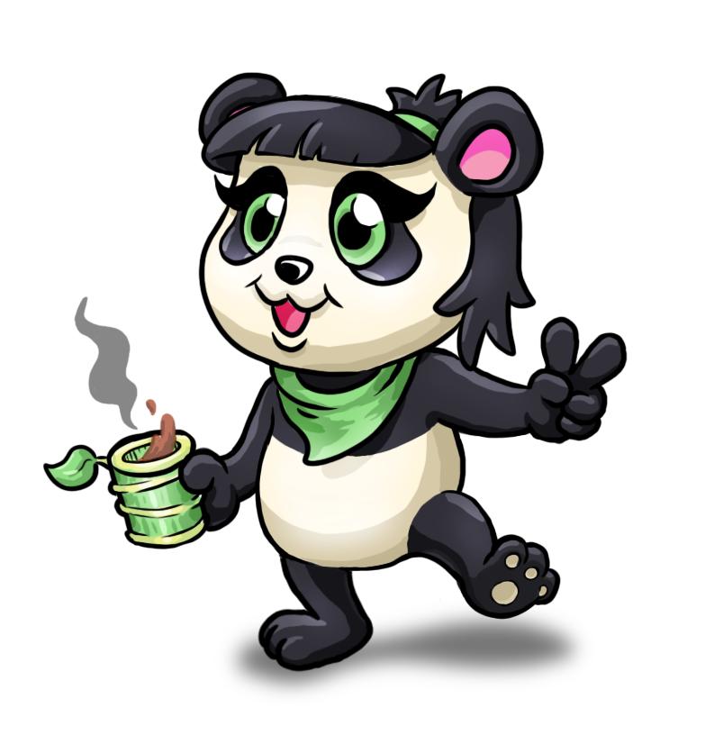 Abby Panda by mattdog1000000