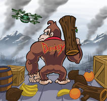 War for the planet of the Kongs by mattdog1000000