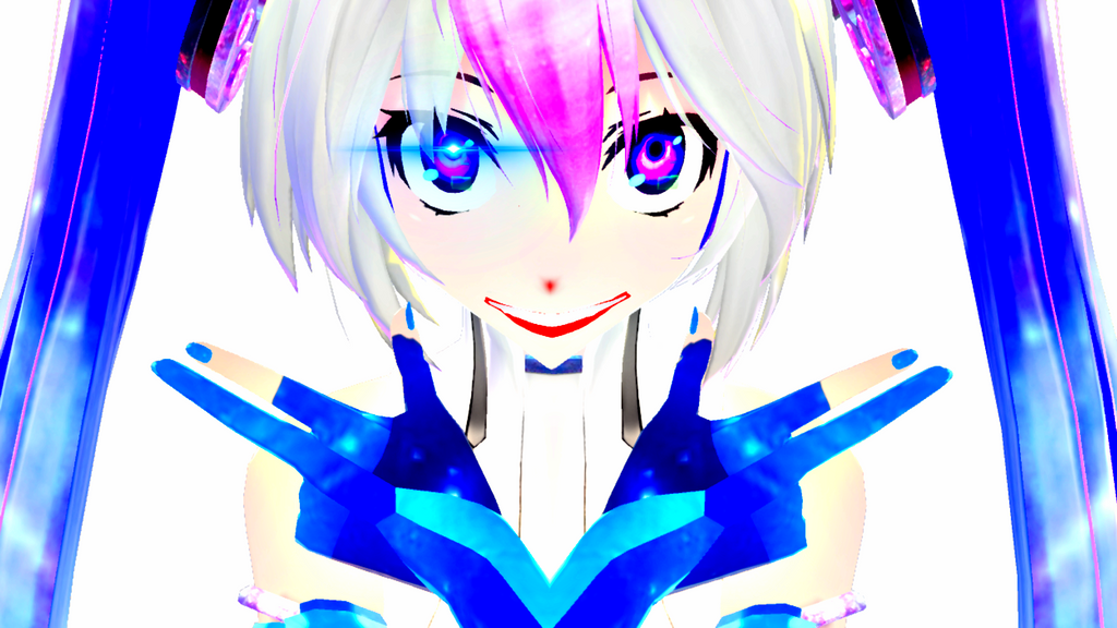 [.:MMD x OC:.] Tda Galaxy Miku Append {+DL?} by Bonnie--Senpai