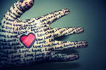 Love.Love.Love.Love. by messofmemoriesxX
