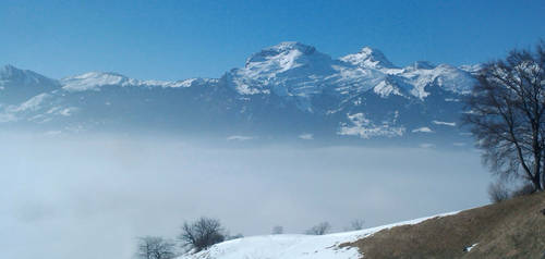 Lake of Clouds 02