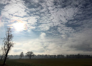 Cloud in the Afternoon 02 by Sansor