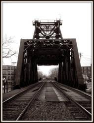 I Love This Bridge by Rainbow826
