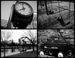 Black And White Photography by Rainbow826