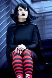 Mavis Dracula: Out there... by NatMatryoshka