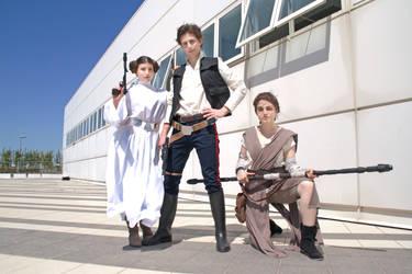 Star Wars - Legends by NatMatryoshka