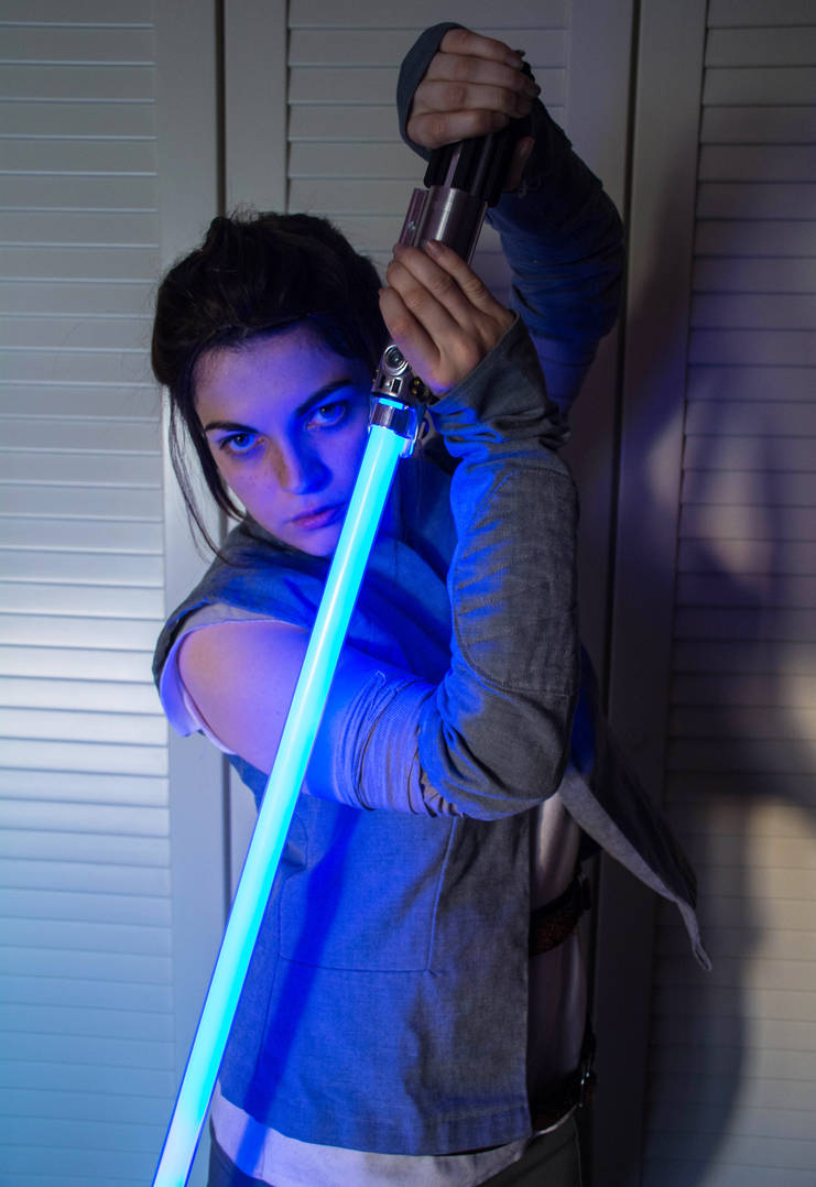 Star Wars - Light Side of the Force by NatMatryoshka