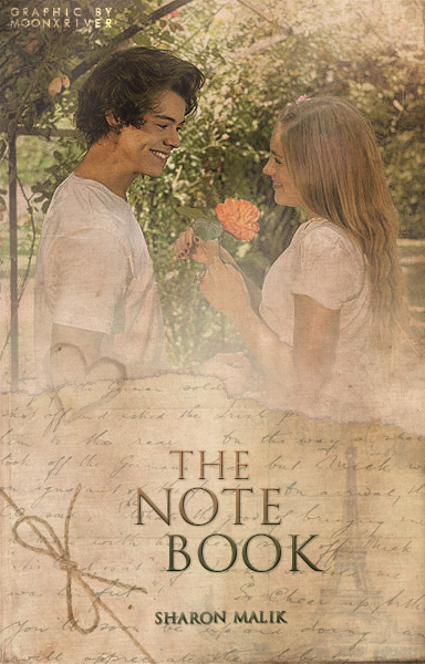 The Notebook // Book Cover by moonxriver on DeviantArt