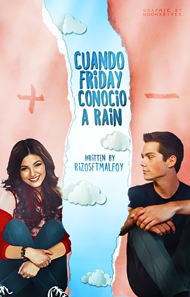 How To Make A Book Cover For Quotev : Cuando friday conocio a rain book cover by moonxriver