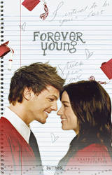 Forever Young // Book Cover by moonxriver