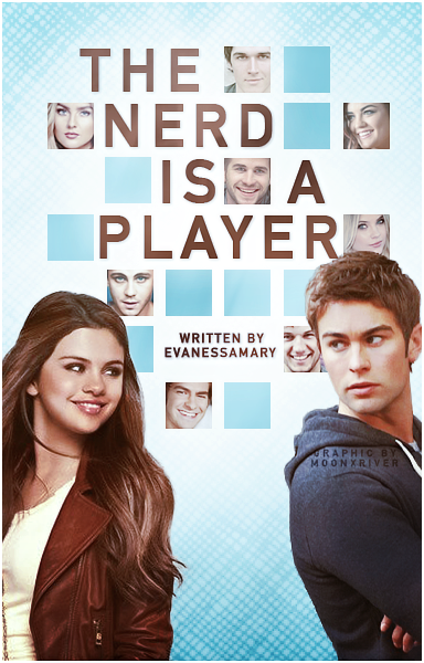 Wattpad Book Cover Sample : The nerd is a player book cover by moonxriver on deviantart