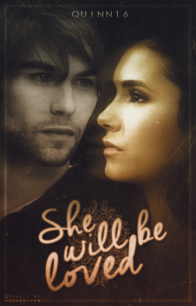 How To Make A Book Cover For Quotev : She will be loved book cover by moonxriver on deviantart