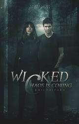 Wicked // Book Cover by moonxriver