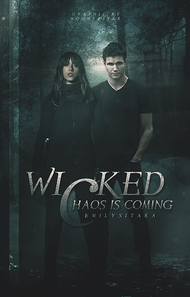Deviantart Fantasy Book Cover : Wicked book cover by moonxriver on deviantart
