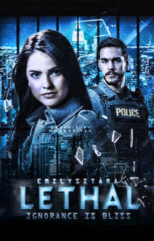 Lethal // Book Cover