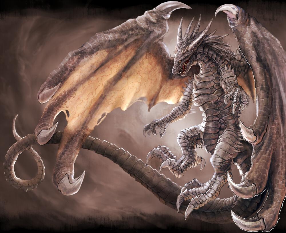 flying dragon by geripon on deviantart