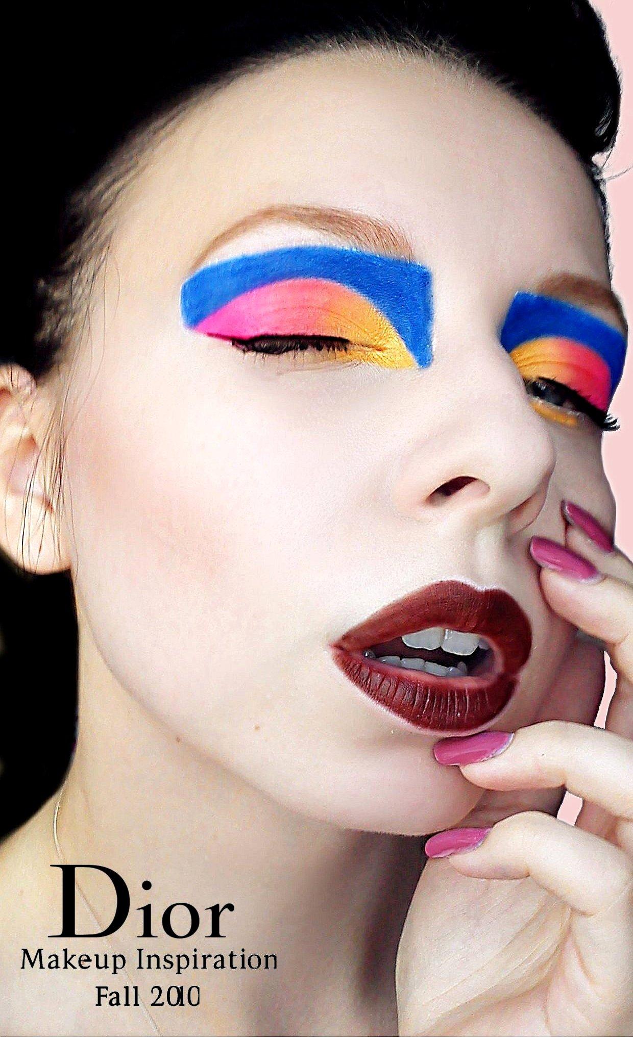 Dior Haute Couture Makeup Inspiration