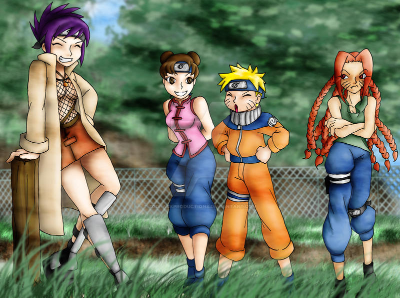 Naruto anko dating fanfic